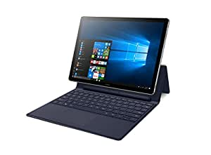 """Huawei MateBook E Signature Edition 12"""" 2-in-1 Laptop Tablet, Office 365 Personal Included, 4+128 / Intel Core m3 / 2K Display, Portfolio Keyboard included (Titanium Grey)"""