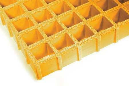 Molded Grating, Span 5 ft. by FIBERGRATE