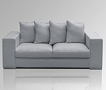 Fabulous Amaris Elements Cooper Modern 3 Seater Sofa Including 5 Cushions JR81