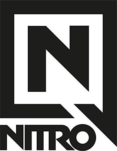 Anthem TLS Nitro Bottes blanc pour Homme noir Homme RwqEP