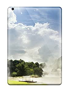 Muriel Alaa Malaih's Shop Hot High-end Case Cover Protector For Ipad Air(waterfall) 9624728K52650515