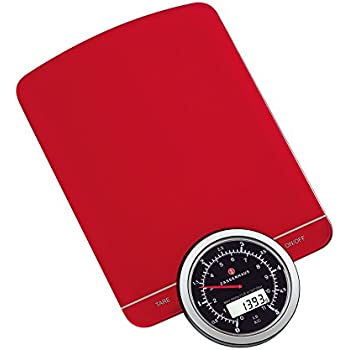Amazon Com Soehnle Vintage Style Digital Kitchen Scale