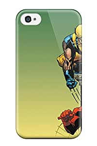 Best 9687545K14115732 Snap On Case Cover Skin For Iphone 4/4s(daredevil)