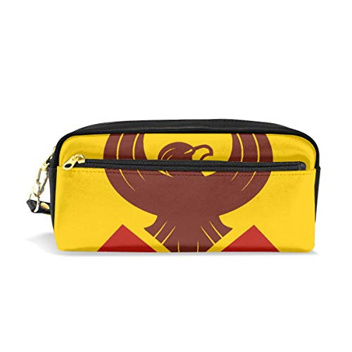 San Francisco Flag Canvas Cosmetic Pen Pencil Stationery Pouch Bag Case