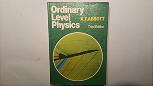 Pdf book ordinary physics level