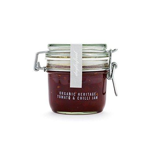 Daylesford Organic Heritage Tomato & Chilli Jam 227G (Pack of 6)