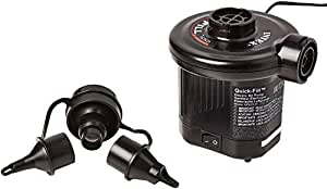 Intex 's 220-240 Volt Quick-Fill Ac Electric Pump (for UK Only), Black, One Size