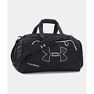 Under Armour Storm Undeniable II MD Duffle, Black (001), One Size