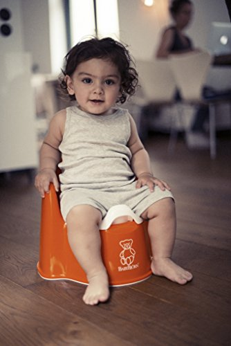Large Product Image of BABYBJORN Potty Chair, Gray