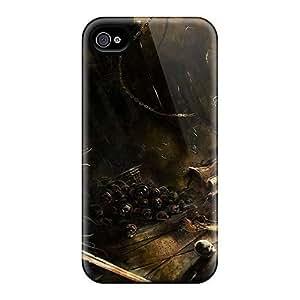 New Hard Case Premium Iphone 4/4s Skin Case Cover(epic Moment)