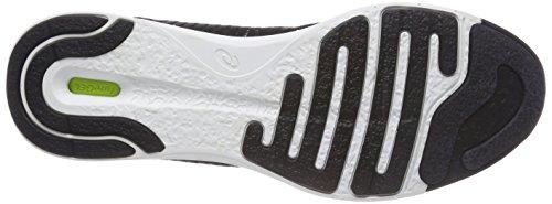Uomo Black Grey 9001 Nero Fuzex Adapt Asics da Rush Dark White Scarpe Running YfxBq