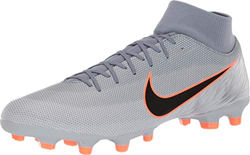 Nike Mercurial Superfly 6 Academy MG Soccer Cleats (Armory Blue) (Men's 7.5/Women's 9)