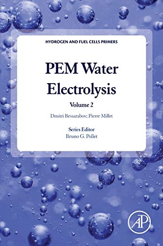 Ast Generator - PEM Water Electrolysis, Volume 2 (Hydrogen and Fuel Cells Primers)