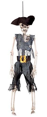 Boland72091Decorative Figurine Skeleton Pirate Miscellaneous