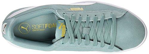 Basse Donna Aquifer Verde White Puma Sneaker Vikky puma qExv8f