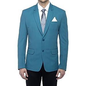 Favoroski Men's Blazers – Turkish Green