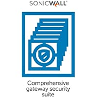 SONICWALL 01-SSC-4878 - USA Authorized Product 01-SSC-4878 Comprehensive Gateway Securit