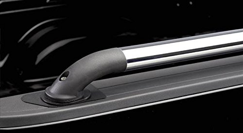 Putco Steel/Nylon Oval Locker Side Rails for 2005-2006 Toyota Tundra 6.2' Bed
