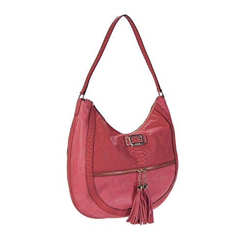 Guess Damen Handtasche Cisely Hobo NEU HWPG3764020 156 Schwarz Tasche Taschen