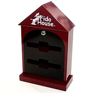 fido house pet waste bag dispenser pet supplies. Black Bedroom Furniture Sets. Home Design Ideas
