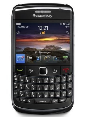 BlackBerry Bold 9780 Black WiFi Unlocked QuadBand 3G Cell Phone