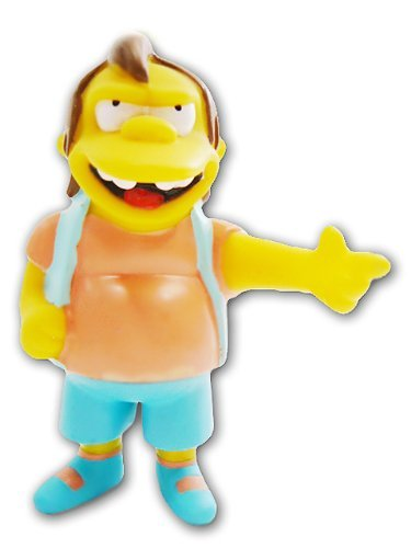 Simpsons Nelson Soft Vinyl - Nelson Remote