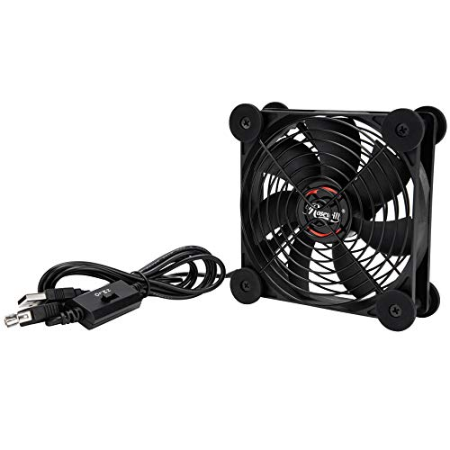 Rosewill RUF-17001 120mm Silent USB Fan with