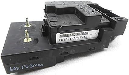 New Old Stock Ford f250sd f350sd f450sd f550sd cabina caja de fusibles menos relés: Amazon.es: Coche y moto