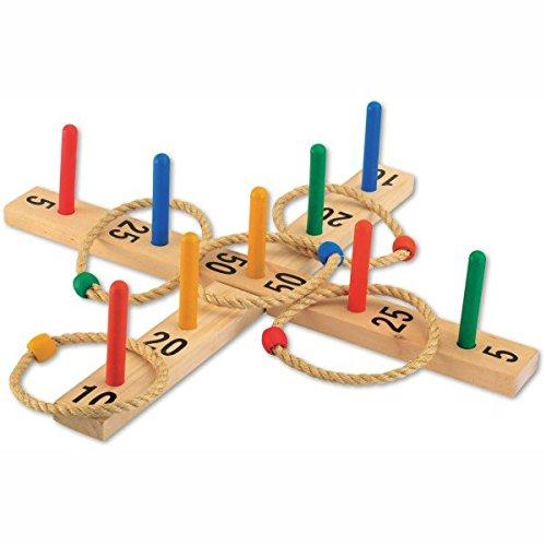 Ringwurf-Spiel OUTDOOR ACTIVE aus Holz