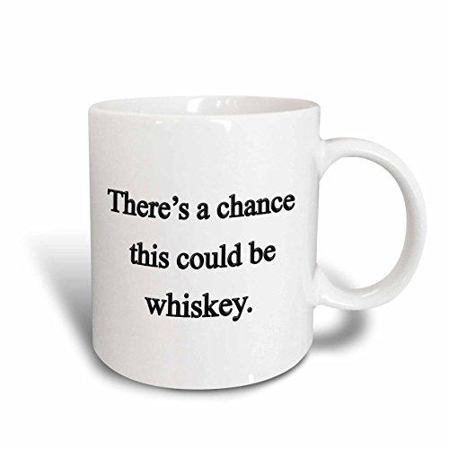 3dRose mug 157378 1 Whiskey Ceramic 11 Ounce