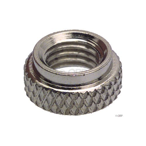 Panaracer Schrader and Presta Valve Nut, Fits on Presta Stem by ()