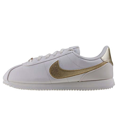 Summit Adults' Gold Shoes Basic White Star White Cortez Nike White Sigs 105 Mtlc Fitness Unisex 5qpz4z