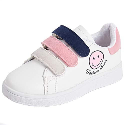 Pictures of Deesha Kids' Runner Sneaker (11M Pink) Pink 11 M US 3