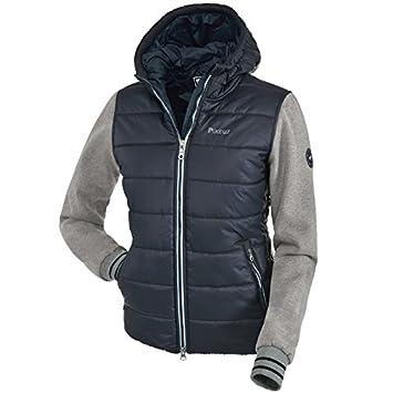 Pikeur Canda Damen Jacke Größe  44 Farbe  bluegrey  Amazon.de  Sport ... 18005462f0
