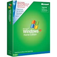 Microsoft Windows XP Home Edition Upgrade with SP2