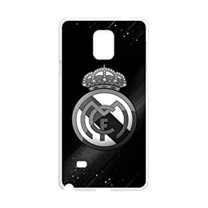 Happy Real Madrid Cell Phone Case for Samsung Galaxy Note4