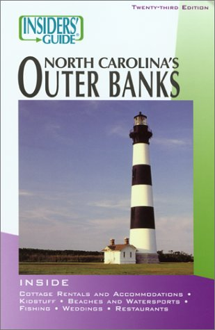 Download Insiders' Guide to North Carolina's Outer Banks, 23rd (Insiders' Guide Series) pdf