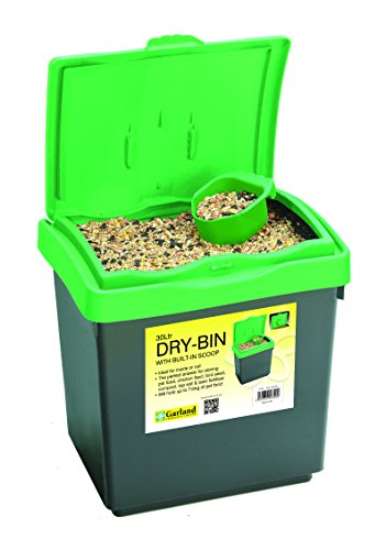 Tierra Garden GP173 Dry-Bin with Lid, 8-Gallon