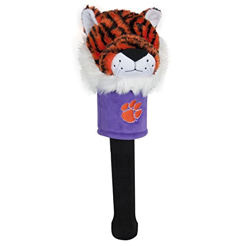 Team Effort Clemson Tigers Mascot Headcover - Sock