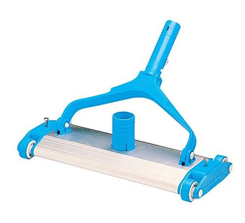 Ocean blue 18 Inch Aluminum Pool Vacuum Head, Fits 1-1/2 Inch Hoses by Ocean blue