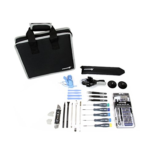 LB1 High Performance Electronics Complete Professional Precision Disassembly Maintenance Repair Tool Set for Repairing Computer, Laptop, PC, Notebook, Electronics and more
