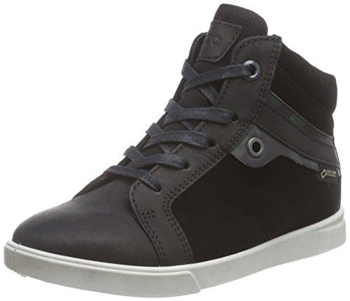 Schwarz SHAY Hohe 51707 Jungen ECCO Sneakers BLACK BLACK vIqEUEdn7