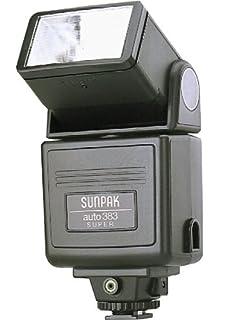Sunpak Super 383 Flash (B00007E8D1) | Amazon price tracker / tracking, Amazon price history charts, Amazon price watches, Amazon price drop alerts