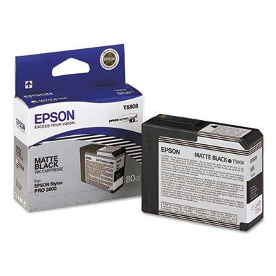 Epson Brand Stylus Pro 3800 Standard Matte Blk Ultra Ink - ()