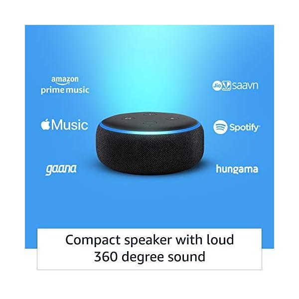 Echo-Dot-Black-bundle-with-Echo-Flex-and-Wipro-9W-smart-bulb