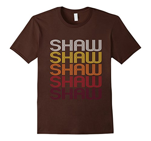 Men's Shaw, MS | Vintage Style Mississippi T-shirt XL Brown