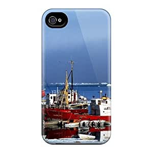Design Winter Docked Hard For Case Iphone 6Plus 5.5inch Cover