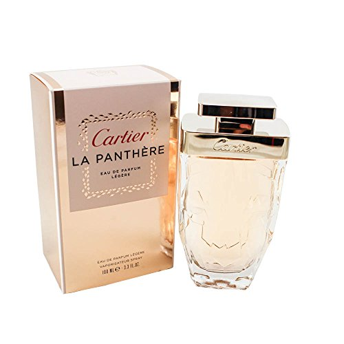 Cartier Parfum - Cartier La Panthere Legere Eau De Parfum Spray for Women, 3.3 Ounce