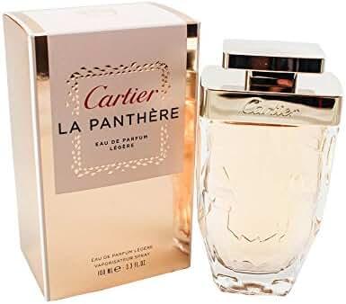 Cartier La Panthere Legere Eau de Parfum Spray for Women, 3.3 Fluid Ounce