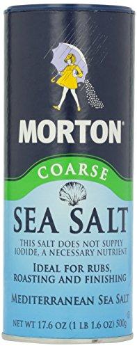 Morton Coarse Sea Salt 17 60 product image